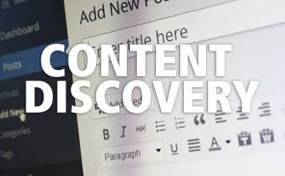 Content Discovery