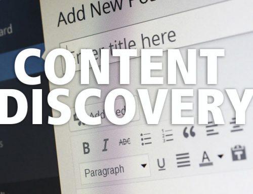 Marketingexperten setzen 2017 auf Content Discovery