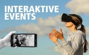 Interaktive Events