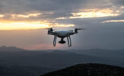 Drohnen für Events