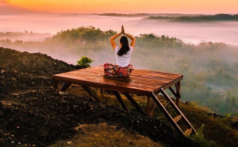 Virtual Reality - Meditation