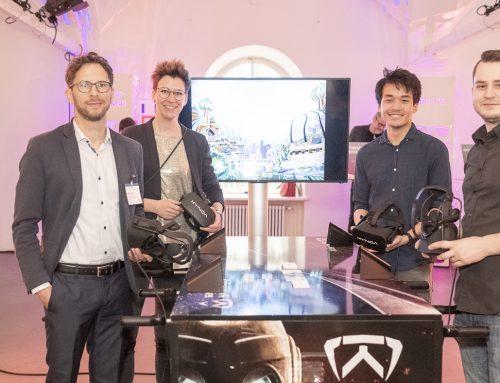 Der VR-Tischkicker: von Tradition zu Revolution