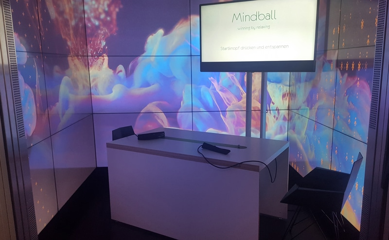 Mindball EEG Station