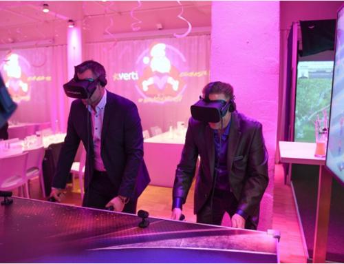 Tischkicker 2.0 – Wie Virtual Reality das Traditionsspiel revolutioniert: Der VR Tischkicker